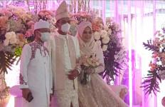 Lihat, Ini Foto Resepsi Pernikahan Abdul Somad & Fatimah dari Ustaz Das'ad - JPNN.com