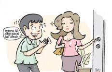 Chat Mesra di Media Sosial Jadi Bukti Kebiasaan Kencani Cewek Nakal - JPNN.com