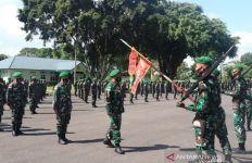 450 Prajurit TNI dari Yonif 144 Sudah Berangkat, Semoga Sukses - JPNN.com
