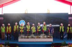 PT PP Siap Bersinergi Bangun Pabrik KCC Glass Corporation - JPNN.com