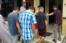4 Pelaku Penodongan Ini Langsung Digulung Polisi, Tuh Lihat - JPNN.com