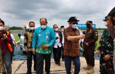 LaNyalla Mahmud Mattalitti Disambut Hangat Warga di Banjarmasin - JPNN.com
