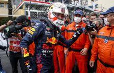 Menang di GP Monaco, Verstappen: Sangat Spesial, Ini Keren - JPNN.com