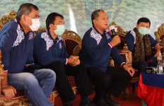 Kunjungi Muba, Wamen ATR/Waka BPN Tinjau Lokasi Percepatan Redistribusi Tanah - JPNN.com