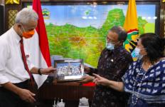 Giliran Dubes India Bertemu Pak Ganjar, Investor Incar Investasi di Jateng - JPNN.com