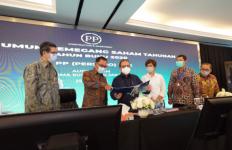 PT PP Raih Pendapatan Rp15,83 triliun - JPNN.com