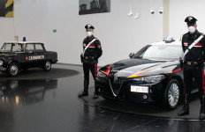 Giulia, Sedan Mewah Mutakhir yang Dirancang Khusus untuk Pasukan Carabinieri - JPNN.com