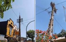 Tiang Listrik Bersejarah di Pasuruan Hilang Tak Berbekas - JPNN.com