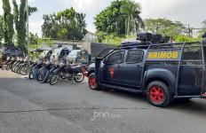 Ribuan Personel Gabungan Jaga Sidang Vonis Habib Rizieq Shihab - JPNN.com