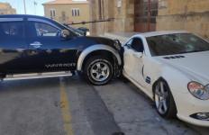 Alamak! Polisi Ini Sengaja Menghancurkan Mobil Mewah Milik Atasannya Hingga Ringsek, Lihat Tuh - JPNN.com