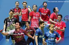 Inilah 11 Pebulu Tangkis Indonesia yang Tembus Olimpiade Tokyo - JPNN.com