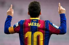 Lionel Messi Dapat Tawaran Kontrak 10 Tahun dari Barcelona - JPNN.com