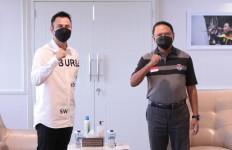 RANS Cilegon FC Siap Berlaga di Liga 2 2021, Raffi Ahmad Minta Doa Restu - JPNN.com