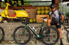 Pak Ganjar Bikin Kejutan di Borobudur Duathlon 2021 - JPNN.com