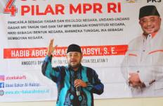 Habib Aboe Minta Masyarakat Jaga Stabilitas Keamanan dan Berpartisipasi di PSU Pilgub Kalsel - JPNN.com