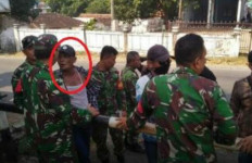Cekcok, Dadang Nekat Cari Lettu Sapreudin ke Markas Koramil, Bawa Celurit, Endingnya Berdarah-darah - JPNN.com