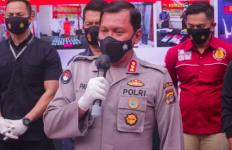 Info Terkini dari Kombes Zahwani Soal Perwira Polisi yang Terjaring OTT Tim Propam Mabes Polri - JPNN.com