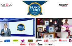 Brand Choice Award 2021, Jadi Barometer Pilihan Konsumen Indonesia - JPNN.com