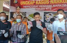 Bos Besar Narkoba Asal Sumbawa Ditangkap di Senggigi Lombok Barat - JPNN.com