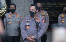 Di Hadapan Pejabat Mabes Polri, Jenderal Listyo Bicara Pemulihan Ekonomi - JPNN.com