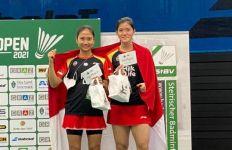 Ganda Putri PB Djarum ini Keren, Bawa Pulang Gelar Juara Austrian Open - JPNN.com