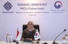 Indonesia dan Korea Teken Kesepakatan Pelindungan Awak Kapal Perikanan - JPNN.com