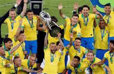 Kolombia Memanas, Argentina Lockdown, Copa America 2021 Pindah ke Brasil - JPNN.com