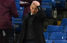 Curhat Zidane Soal Alasan Mundur Latih Madrid Dalam Banget - JPNN.com