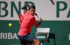 Roland Garros: Roger Federer Tembus Babak Kedua, Naomi Osaka Mundur - JPNN.com