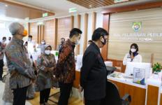 Didampingi Ganjar, Menteri Tjahjo Minta Semua Beres Sebelum Pilpres 2024 - JPNN.com
