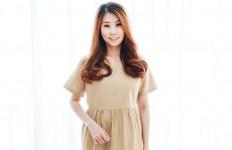 Sibuk Urus Tiga Anak, Ibu Cantik Ini Tetap Produktif Bikin Konten TikTok - JPNN.com