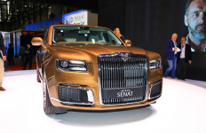 Mobil Mewah yang Digunakan Presiden Vladimir Putin Ini Akan Dijual Bebas, Harganya Bikin Sesak Napas - JPNN.com