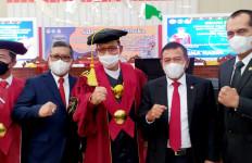 Orasi Ilmiah Rektor Unhan Memperkuat Landasan Intelektual Indonesia Poros Maritim Dunia - JPNN.com