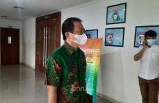Marzuki Alie Santai Dikelilingi Kader Demokrat Kubu AHY - JPNN.com