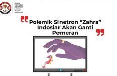Indosiar Hentikan Penayangan Sinetron Zahra - JPNN.com