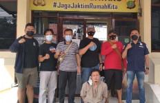 Tamrin Akhirnya Ditangkap di Jakarta Timur, Terima Kasih, Pak Polisi - JPNN.com