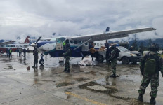 KKB Bakar Fasilitas Bandara, UPBU Pastikan Tidak Ada Korban Jiwa - JPNN.com