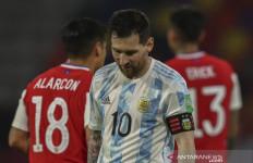 Gol Messi Tak Mampu Bawa Argentina Menang Lawan Chile - JPNN.com