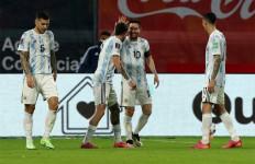 Lionel Messi Cetak Gol, Tetapi Argentina Gagal Menang - JPNN.com