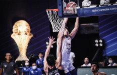 Satria Muda Taklukkan Pelita Jaya dengan Selisih 10 Bola di Gim 1 Final IBL - JPNN.com