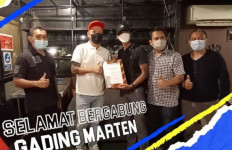 Ikuti Jejak Raffi Ahmad, Gading Marten Akuisisi Persikota Tangerang - JPNN.com