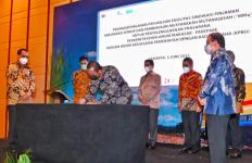 Garap Proyek Jalur Kereta Api Makassar-Parepare, PT PP Dapat Fasilitas Pembiayaan - JPNN.com