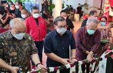 Pramono Sebut Kantor PDIP Dahulu Masih Dipandang Sebelah Mata, Kini... - JPNN.com