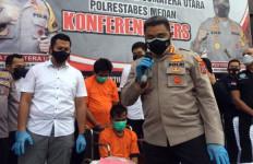 Melawan, MA Ditembak Polisi di Bagian Dada, Perampok Janda Itu Tak Bernapas Lagi - JPNN.com