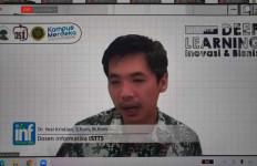 Untag Gandeng iSTTS Wujudkan MBKM Lewat Deep Learning Inovasi dan Bisnis - JPNN.com