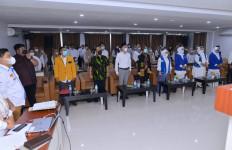 Pengurus Baru Dilantik, Gemura Aceh Diminta Terus Gaungkan Persatuan - JPNN.com