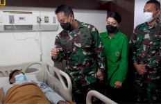 Jenderal Andika Memberikan Kejutan Istimewa, Pratu Romi Langsung Nervous - JPNN.com