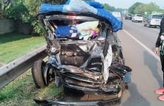 Kronologis Kecelakaan di Tol Tangerang-Merak, Libatkan 3 Kendaraan, Ada Korban - JPNN.com