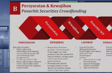 Ini Tahapan Agar UMKM Bisa Jadi Penerbit Securities Crowdfunding - JPNN.com