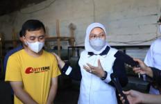 Ida Fauziyah Bahagia Bantuan Budi Daya Ikan Nila dan Lobster Memicu Pembukaan Lapangan Kerja - JPNN.com